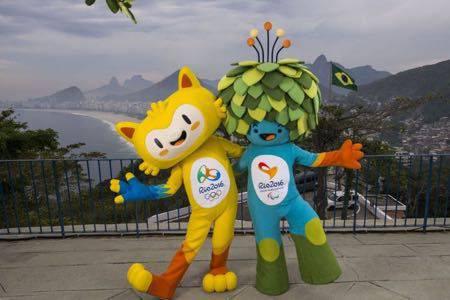 Mascotas Juegos Olímpicos Río 2016 | Blog Microbio Comunicación