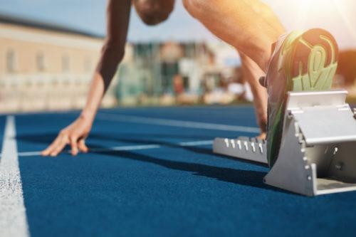 Diseño de cartelería para Juegos Olímpicos