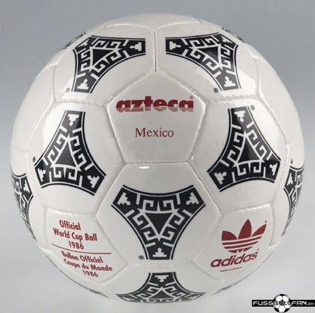 Adidas-azteca-1986/88 | Microbio Comunicación