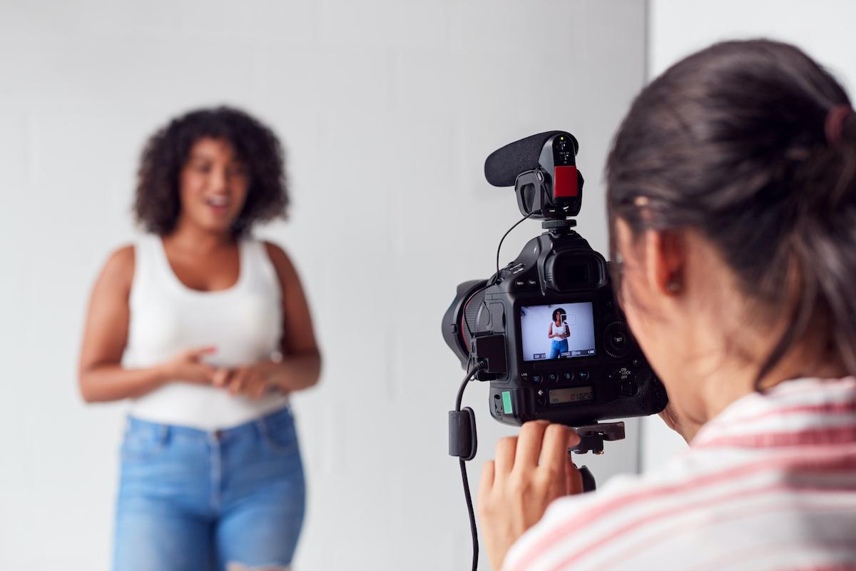Grabación de contenidos audiovisuales