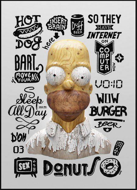 Homer Simpson Goverdose | Microbio Comunicación