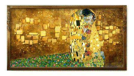 Gustav Klimt_s 150th Birthday Doodle   Microbio Comunicación
