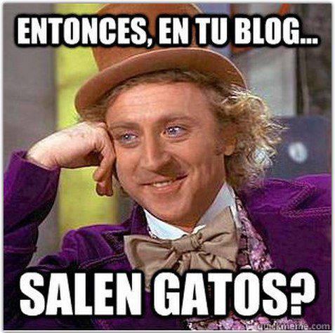 Wonka Meme Blog | Microbio Comunicación