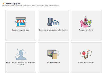 Crear una página de Facebook | Microbio Comunicación