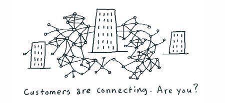 Los clientes estan conectados. ¿Lo estas tu? | Microbio Comunicación