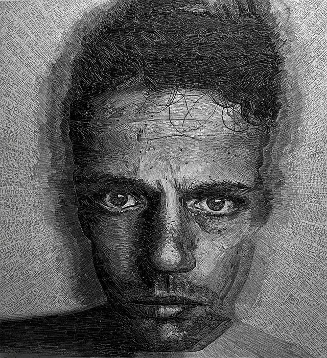 Retratos Poesía Jamie Poole | Microbio Comunicación