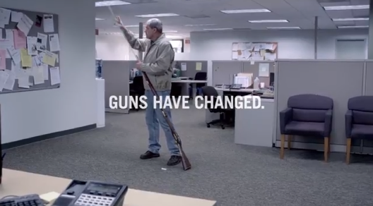 Campaña Guns Have Changed Estados Unidos | Microbio Comunicación