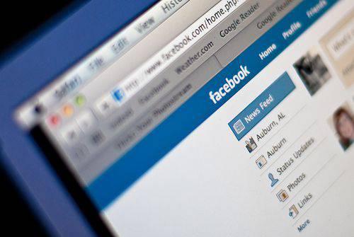 Facebook Pantallazo | Microbio Comunicación