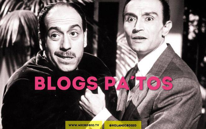 La Cuadratura del Blog Fragmento Presentación | Microbio Comunicación
