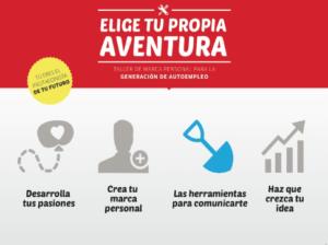 Taller Marca Personal Elige tu Propia Aventura Valladolid | Microbio Comunicación