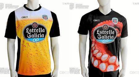 Camiseta del Lugo caá y pulpo | Blog Microbio Comunicación