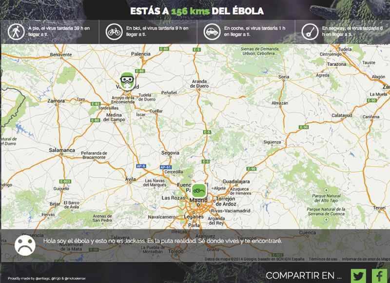 Ebola | Blog Microbio Comunicación