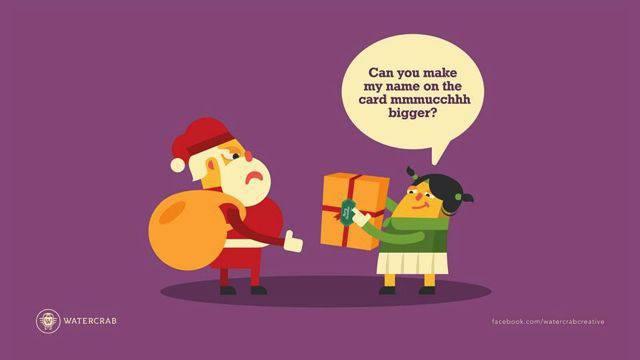 papa Noel Agencia de Publicidad 3   Blog Microbio Comunicación