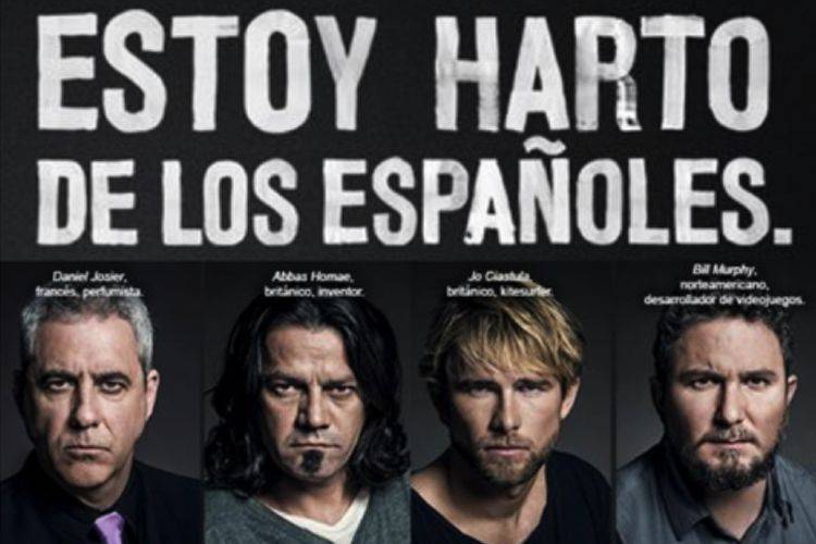 harto de los españoles | Blog Microbio Comunicación