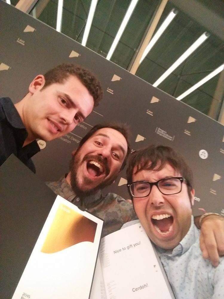 Premios Laus Microbio portada | Blog Microbio Comunicación