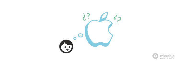 ¿Cómo nació el logo de Apple? | Microbio Comunicación