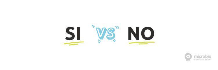 Sí o no cambiar el nombre de tu empresa | Microbio Comunicación
