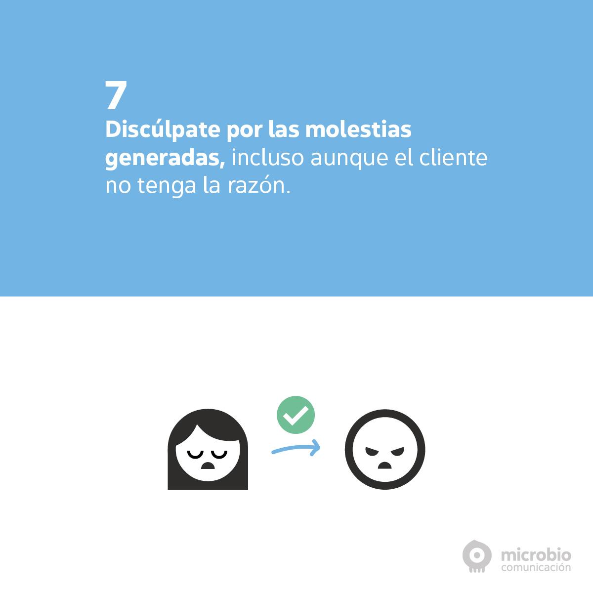 Guía para solucionar quejas en redes sociales: pide disculpas