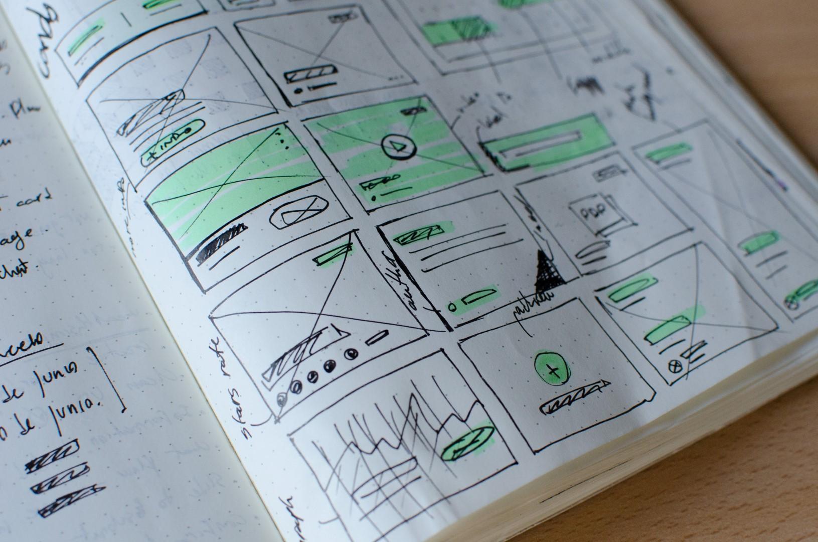 Elementos de diseño de una web