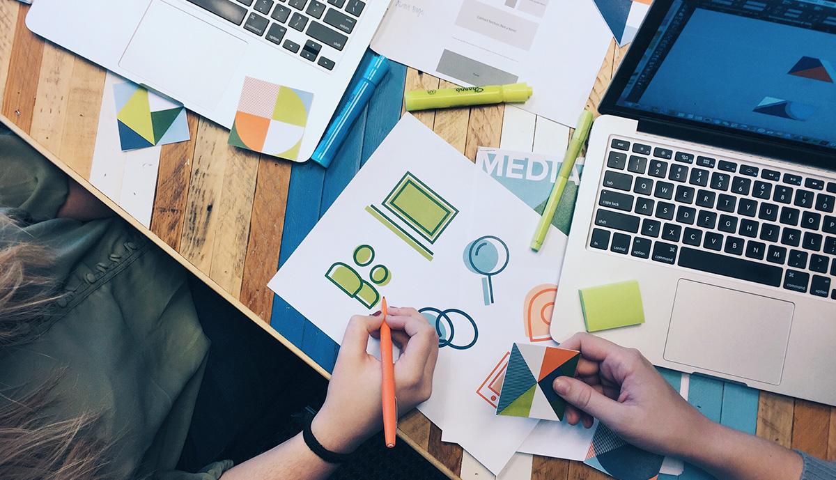 Elementos del branding: identidad corporativa