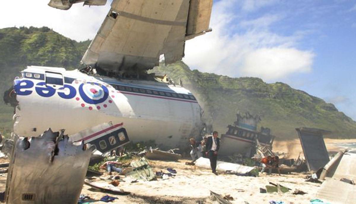 Oceanic, compañía aérea ficticia de la serie Lost
