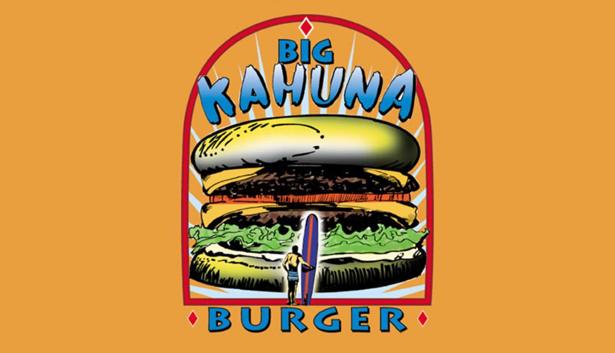 Big Kahuna, cadena de hamburguesas de las películas de Tarantino